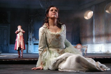 «Похищение из сераля» в Лейпцигской опере