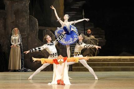 «Раймонда» в Мариинском театре