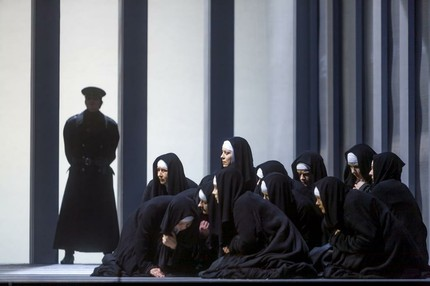 «Диалоги кармелиток» в Гамбургской опере