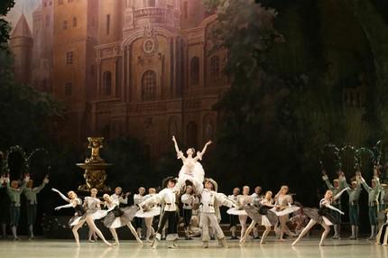«Спящая красавица» в Мариинском театре