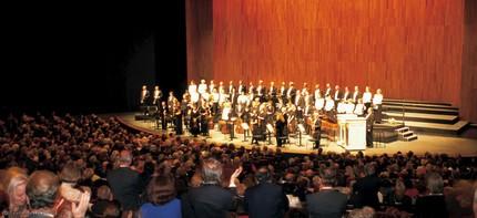 «Дева озера» Россини на Зальцбургском Троицком фестивале