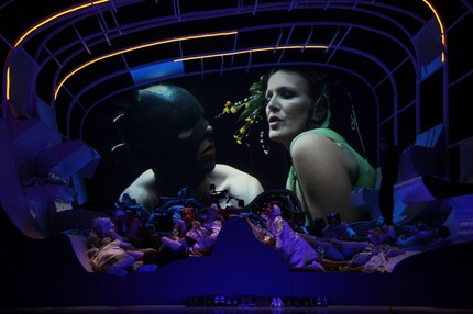 «Королева фей» в Бремене: искусство без границ