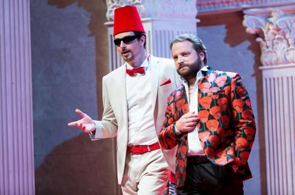 «Турок в Италии» — своевременный эксперимент Театра Покровского