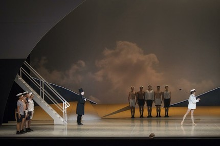 «Русалочка», балет Джона Ноймайера