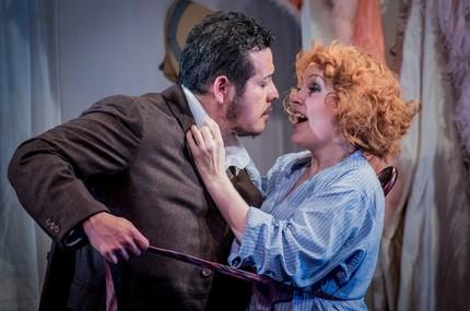 Оперу Леонкавалло «Заза» поставили в Лондоне
