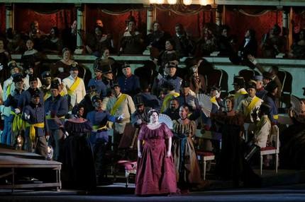 Опера под звёздами: Арена всегда дарит счастье