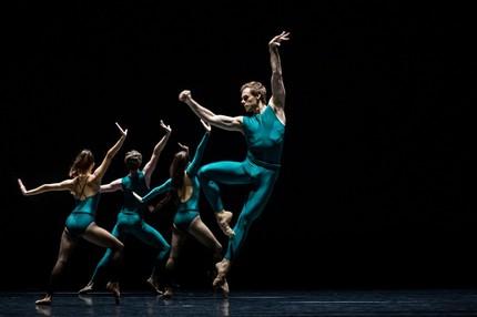 Форсайт на сцене театра «Астана Балет»