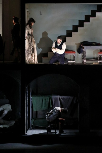 «Андре Шенье» в Баварской опере