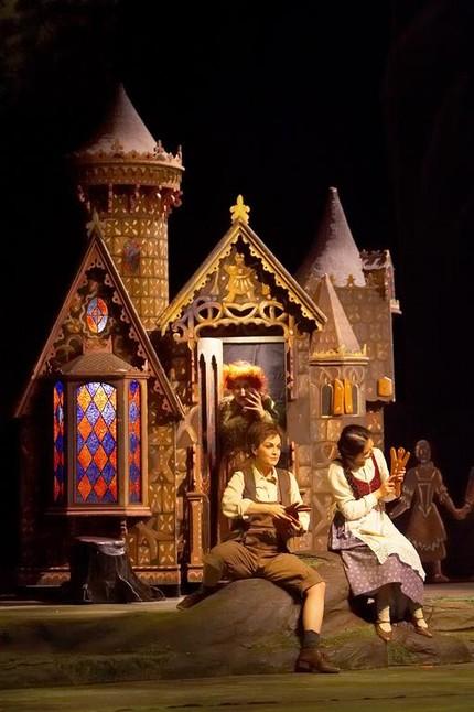 «Гензель и Гретель» в Гамбургской опере