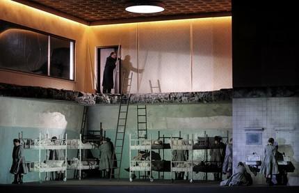 «Валькирия» в Гамбургской опере