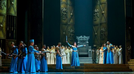 В Казани завершился 36-й Шаляпинский фестиваль