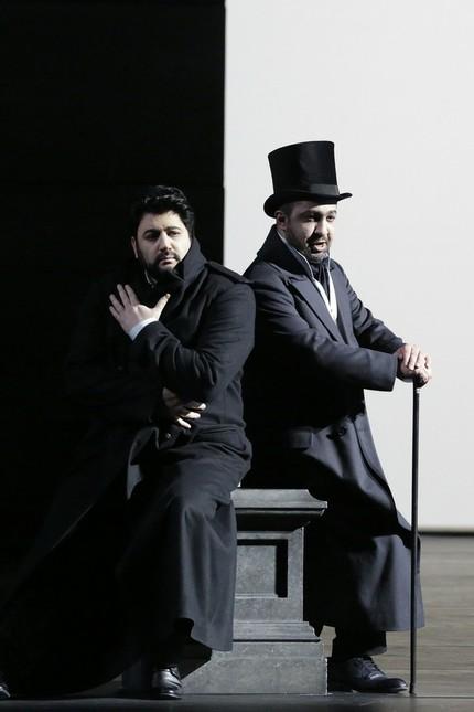 Ни Петербурга, ни мистики, ни оперы…