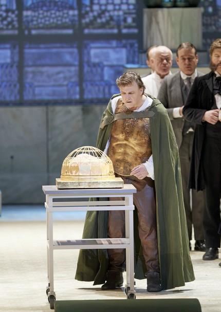 Новый венский «Парсифаль»: о спектакле Бычкова — Херманиса в Венской опере