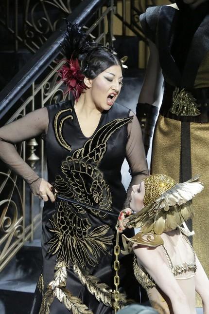 «Бал-маскарад» снова на сцене Большого театра