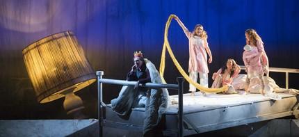 «Золото Рейна» в Гамбургской опере