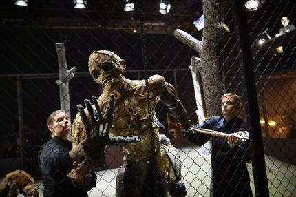Мировая премьера оперы Яна Дворжака «Франкенштейн»
