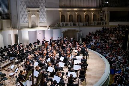 В блеске двойного бренда: оркестр Баварского радио и Марис Янсонс