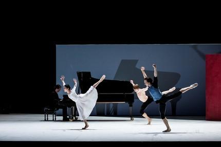 Мировая премьера балета Джона Ноймайера «Бетховен-проект»