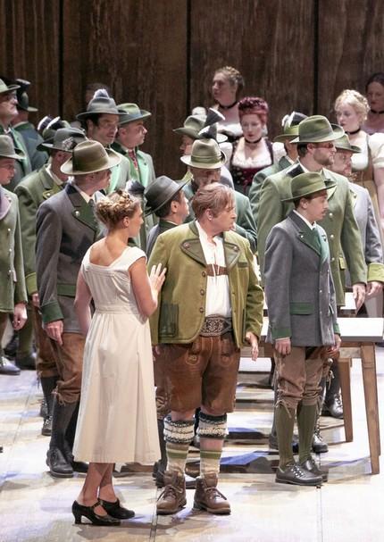 Об одном (и том же) «Лоэнгрине» в Венской опере