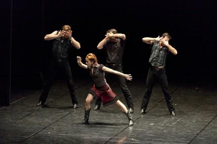 Три спектакля Национального балета Канады