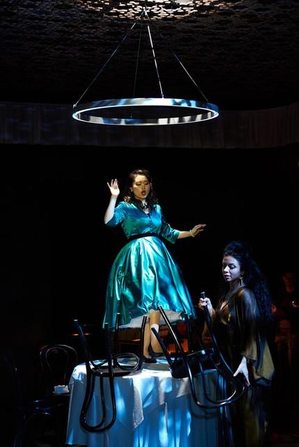 «Мирвайс» — ганзейская опера с ориентальным флёром