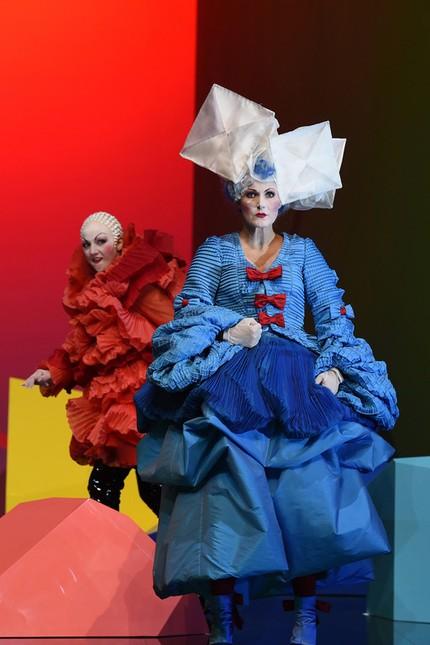 Премьера «Così fan tutte» в Гамбургской опере