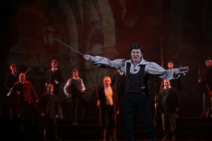 И опера, и балет, и оперетта…
