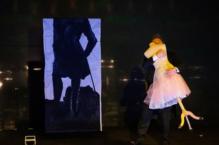 """«Сцены из """"Фауста"""" Гёте»: необычная премьера в Гамбурге"""