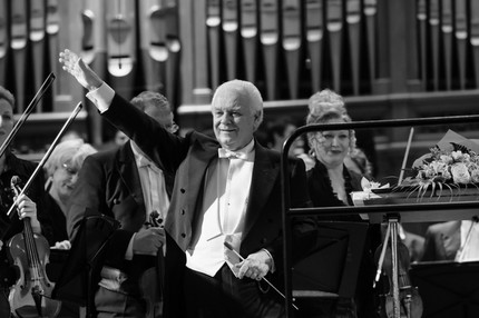 Как собирает линза рассеянные лучи: три концерта Юрия Симонова