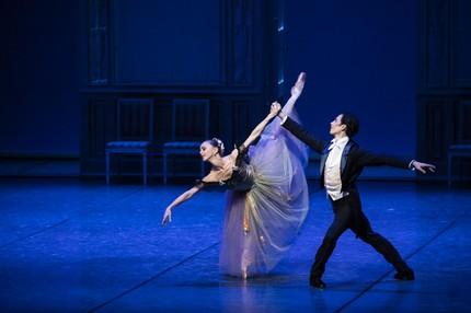 «Брамс/Баланчин»: премьера в Гамбурге