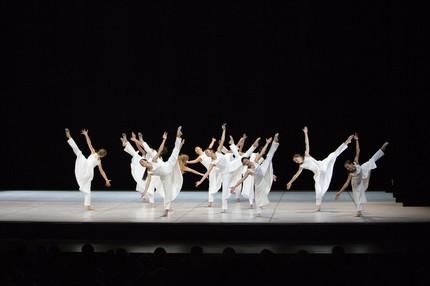 «Рождественнская оратория I-VI», балет Джона Ноймайера