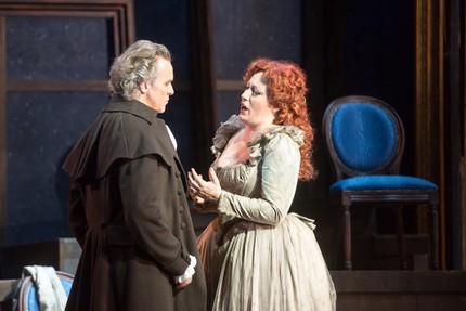 «Взрывная» опера на сцене театра «нежного» города