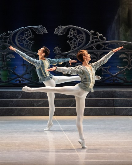 О «Лебедином озере» Рудольфа Нуреева в Венской опере