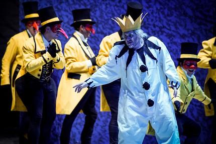 «Риголетто» в Гамбургской опере