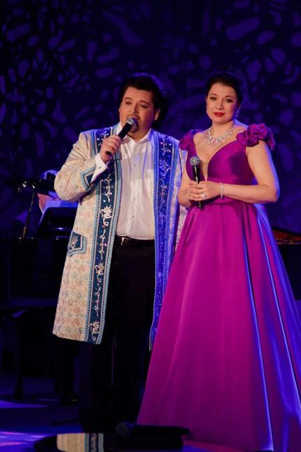 Опера и романс подружились в Кремле