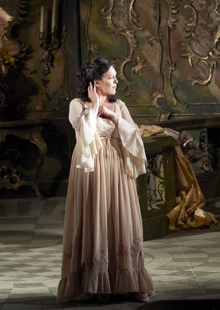К 1000-му представлению «Кавалера розы» в Венской опере