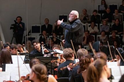 Симфония молодости, опыта и мастерства