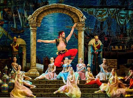 Балетное многоцветие на Казанской сцене