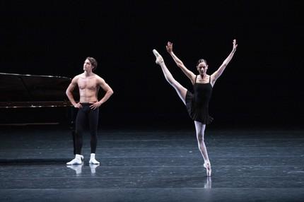 Het Ballet: четыре балета Ханса ван Манена