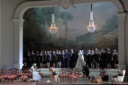 Жмурки Фигаро: о новой постановке «Свадьбы Фигаро» в Мюнхене