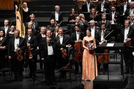 Концертная программа Зальцбургского Пасхального фестиваля 2019