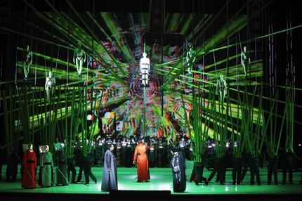 Недоделанная «Турандот»: о постановке многострадальной оперы Пуччини в Баварской опере