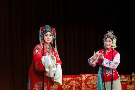«Военачальницы семьи Ян»: знакомство с пекинской оперой