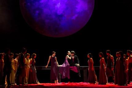 Порочная страсть на сцене театра «Астана Балет»