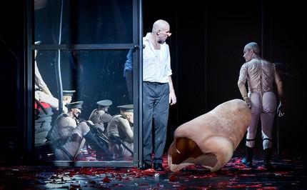 «Нос» в Гамбургской опере