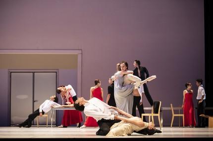 «Bernstein Dances», ревю Джона Ноймайера