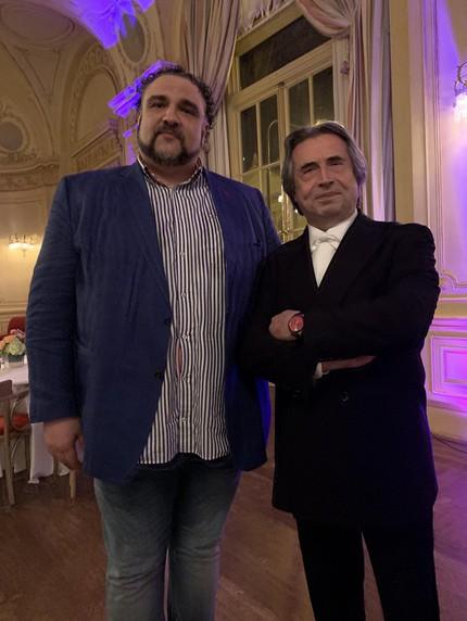 Звёзды оперы: Кирилл Манолов