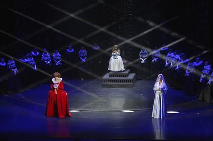 Почему опера — не мюзикл, или «Две королевы» из Иркутска в Москве