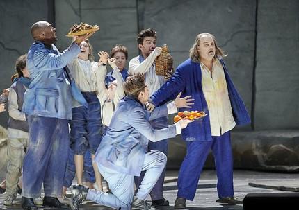 О непрозвучавшем: «Женщина без тени» Р. Штрауса в Венской опере