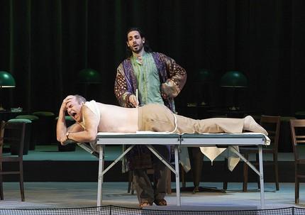 К вопросу об истоках оперного харассмента